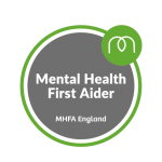 Mental Health First Aider Logo