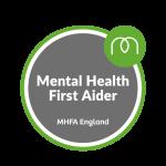 Mental Health First Aider Logo