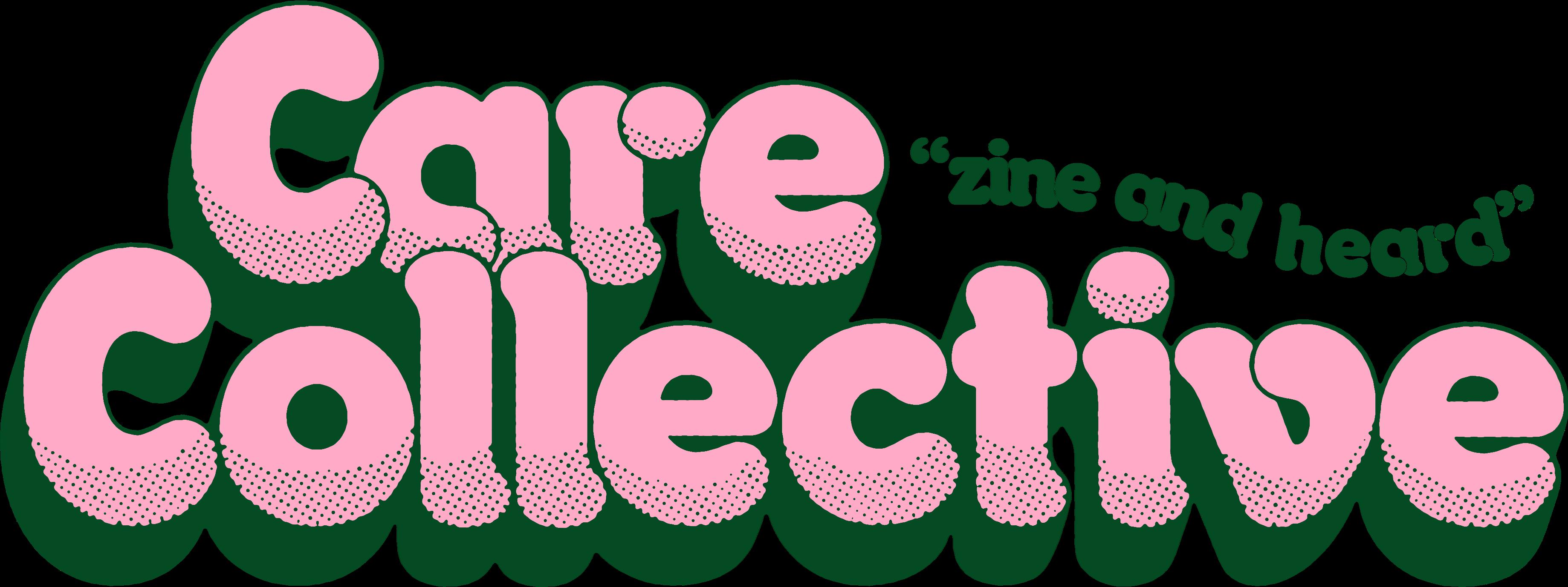 Amour Destiné - Care Collective Zine logo